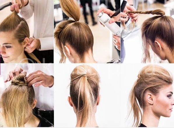 Прически для тонких волос как сделать самой себе