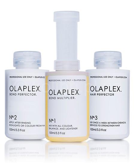 Olaplex — ваша уверенность в качестве волос